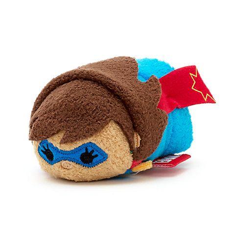 Ms. Marvel Tsum Tsum Mini Soft Toy