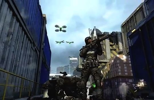 Call of Duty Black Ops 2 – Behind the Scenes