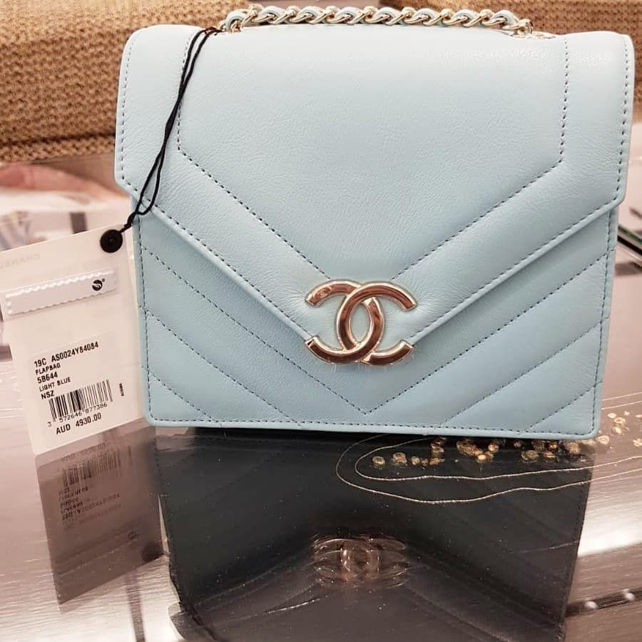 Chanel Vintage Chevron Bag Or The Classic Bag? Read The ...