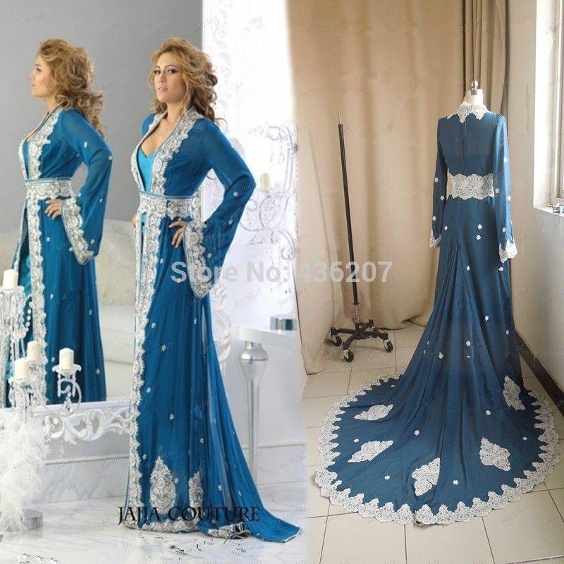 Robe de mariee pas cher arabe