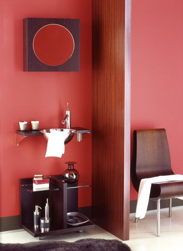 quelle peinture pour repeindre la salle de bain. Black Bedroom Furniture Sets. Home Design Ideas