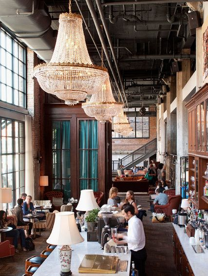 In Chicago, The West Loop Leaves Its Gritty Past Behind. Soho House ...