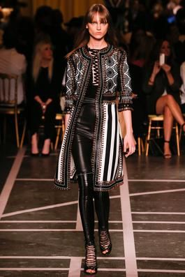 Givenchy Spring 2015 Ready-to-Wear Fashion Show: Complete Collection - Style.com