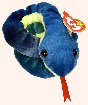 ff6eb000dd1 Hissy - snake - Ty Beanie Babies