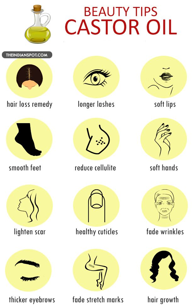 Castor Oil Can Do Wonders For Your Skin And Hair Along With The Antibacterial And Antifungal Prope Skin Care Home Remedies Dry Skin Home Remedies Beauty Hacks