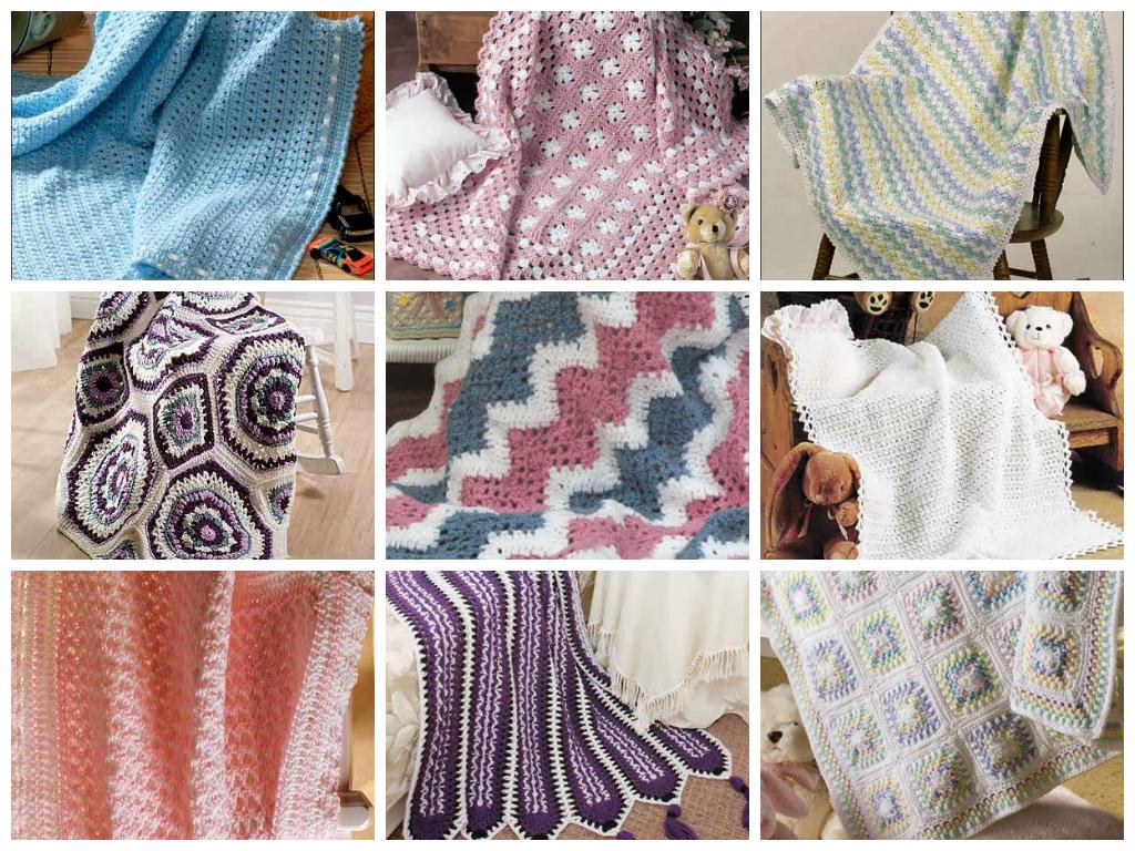 Free Crochet Afghan Patterns | Crochet | Pinterest | Frazada ...