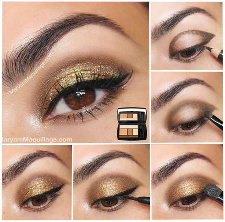 15 Wonderful Party Eye Makeup Ideas For
