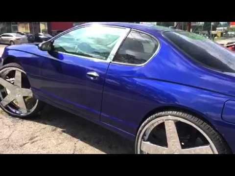 Chevy Monte Carlo On 30 Rockstarr Judges Chevy Monte Carlo