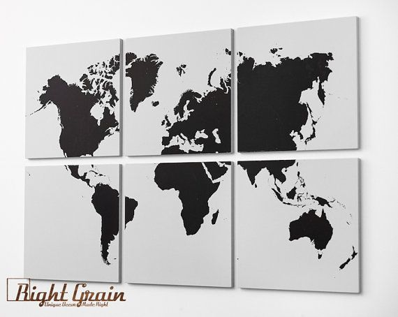 World map wall art shop world maps for sale over 25 color world map wall art shop world maps for sale over 25 color options unique bathroom wall decor gumiabroncs Images