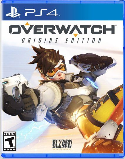 Amazon Overwatch Origins Edition Ps4 Xbox One 48 99 Amazon