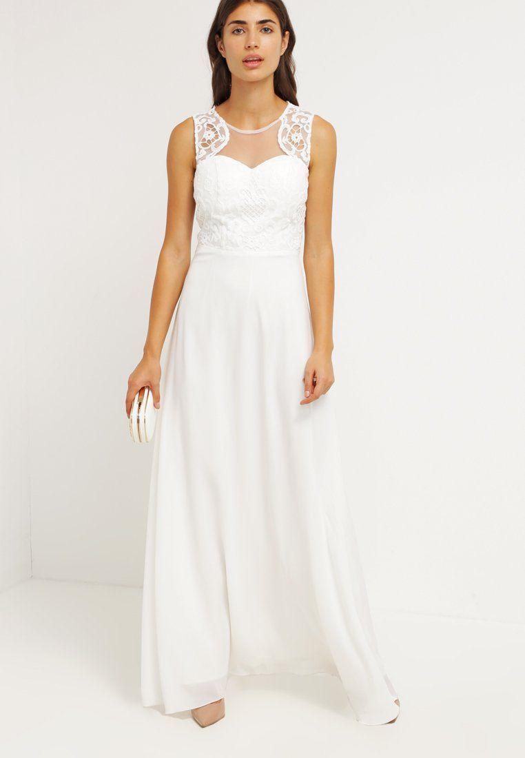 Zalando vestidos de fiesta blancos