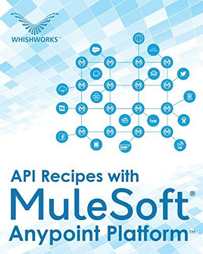 API Recipes with MuleSoft® Anypoint Platform | Books | Editorial