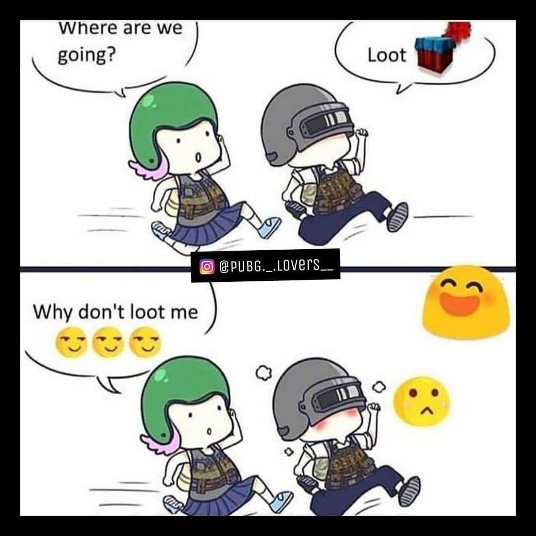 Pubg Memes Mobile Game Cute Couple Wallpaper Mobile Wallpaper