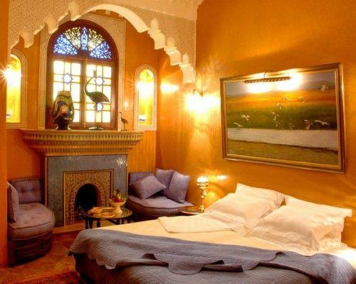 marokkanische schlafzimmer deko ideen - 15 interieurs aus dem, Schlafzimmer ideen