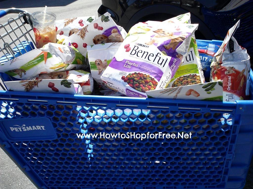 28 FREE bags of Beneful Dog Food Beneful dog food