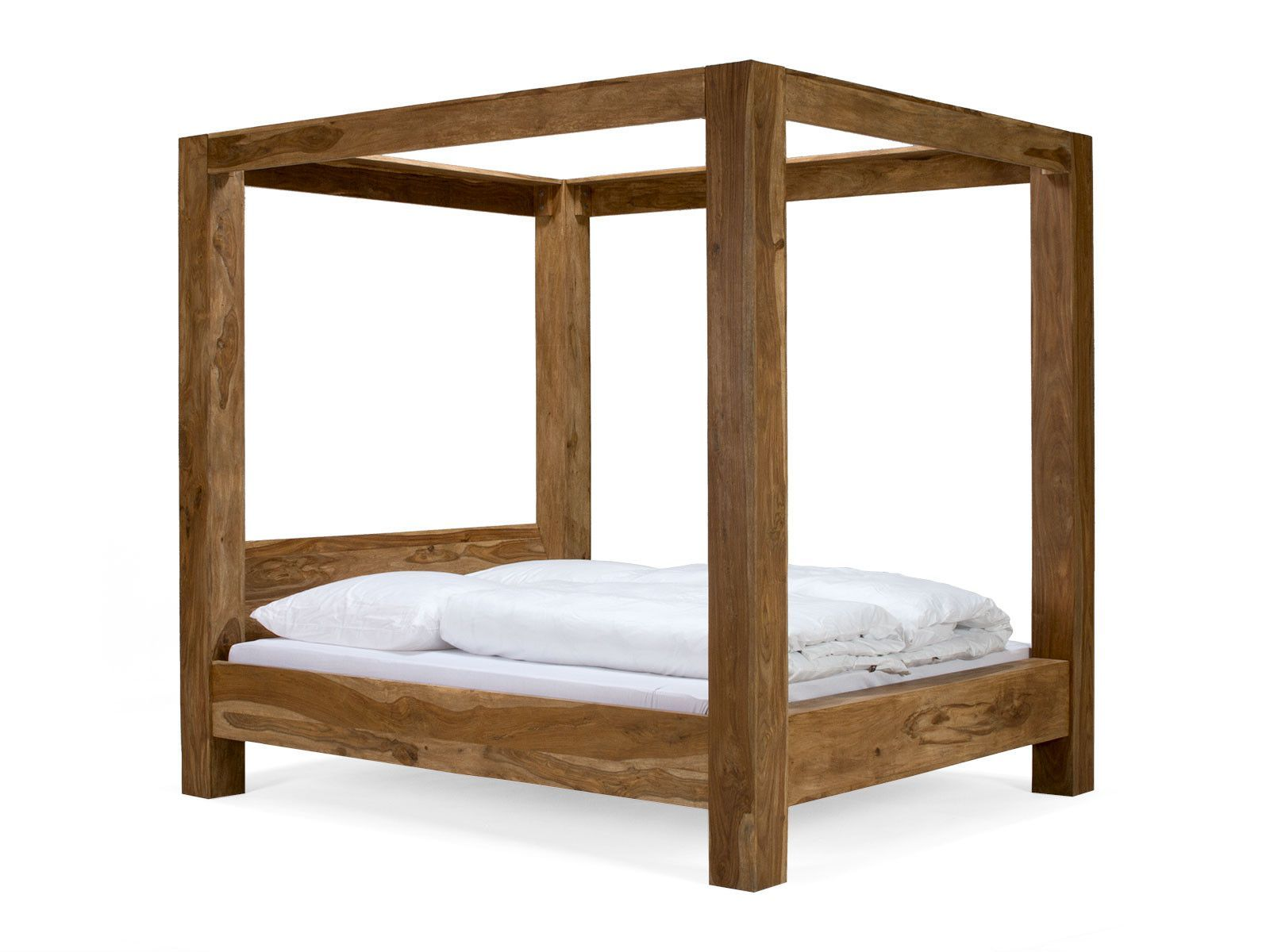 Holzbetten 180x200 Himmelbett Stark Kinderzimmer Bed Bedroom Und Diy Furniture