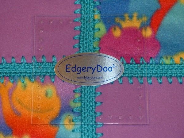 how to make edging fabric
