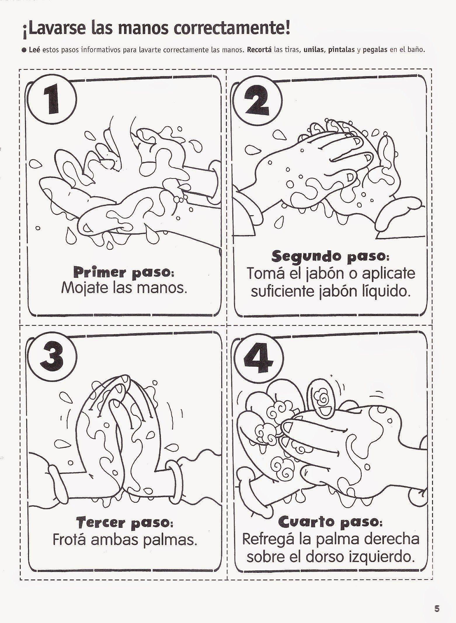 Archivo De Albumes Habitos De Higiene Personal Higiene Personal Ninos Habitos De Higiene