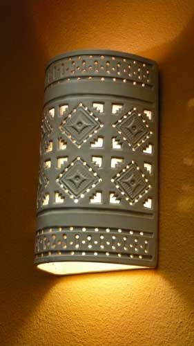 Pin by brett dampier on riveria maya hotel pinterest clay wall sconces for indoor or outdoor lighting in traditional southwestern mexican mediterranian or craftsman style aloadofball Choice Image