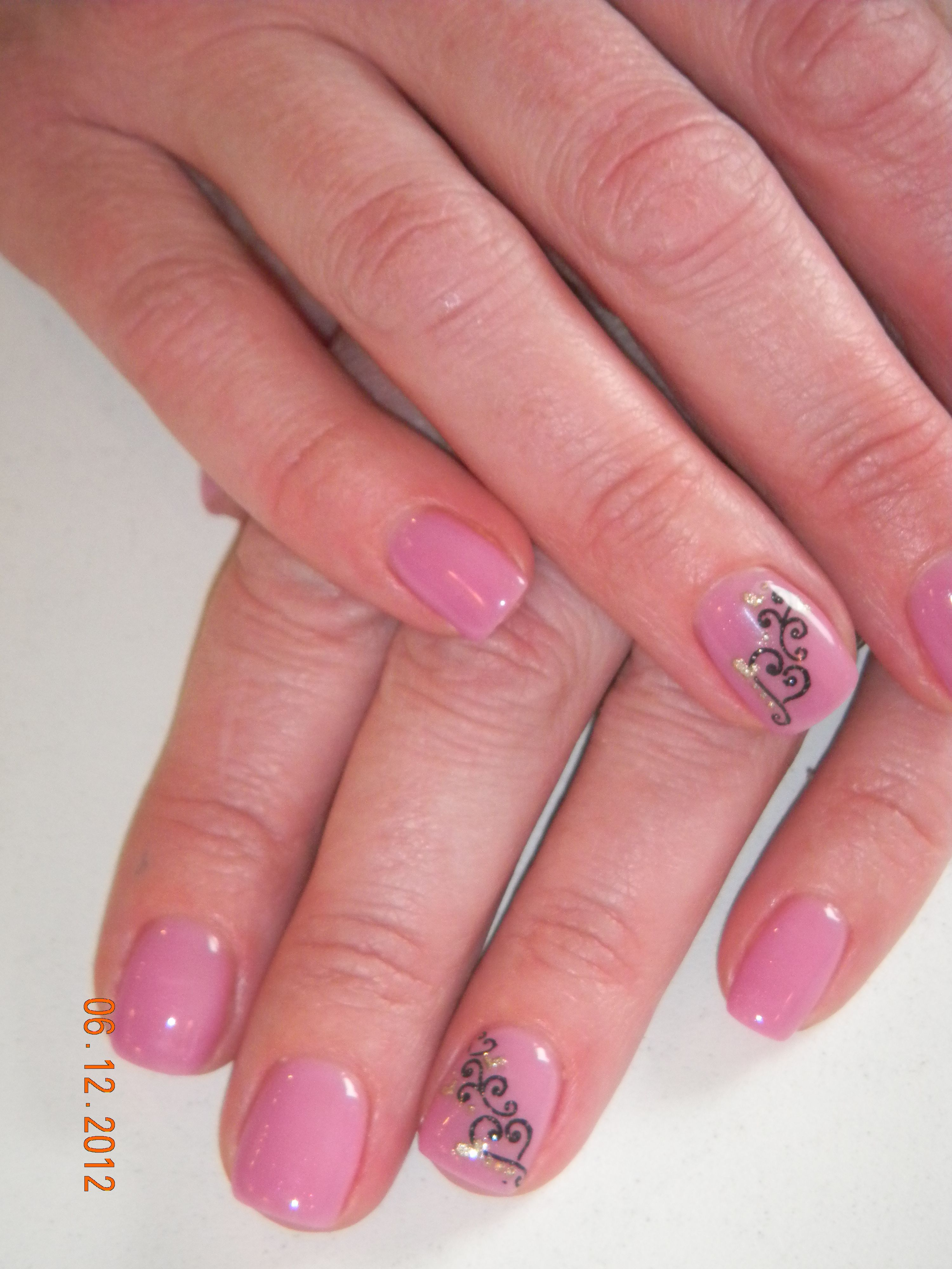 We`ve just added a new colour to our Bio Sculpture collection. #121 ...