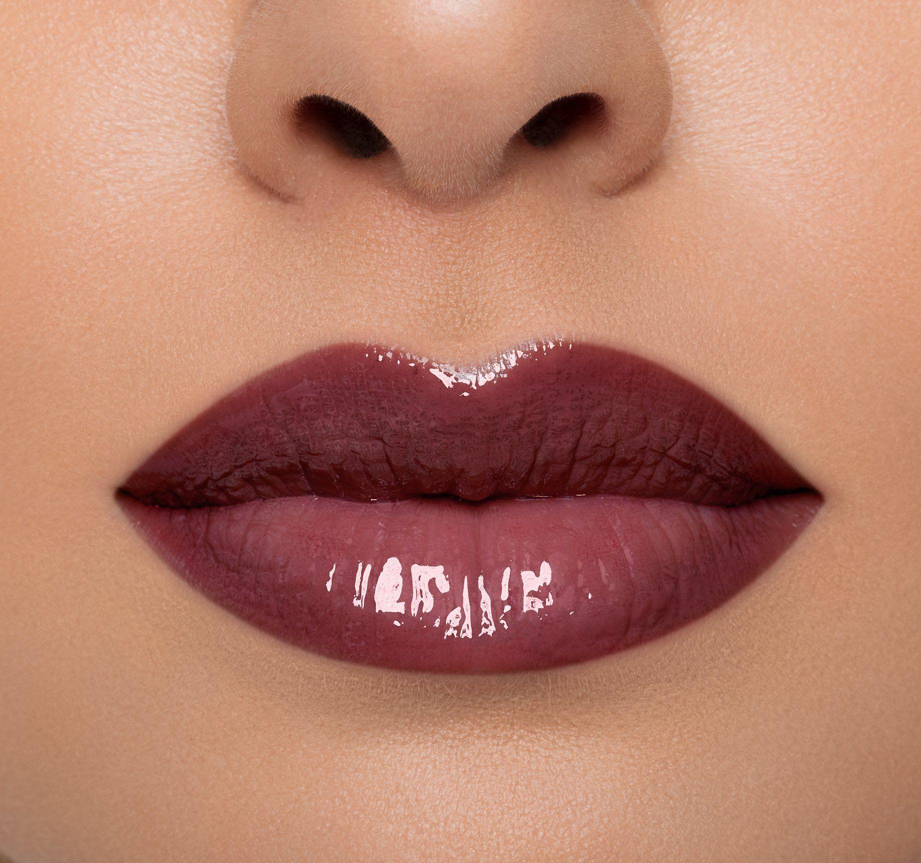18 Gorgeous Lipstick Shades For This Season - beautiful lip makeup ,lipstick color ,lip arts #lipstick #lipmakeup #mattelip #lipgloss #makeup