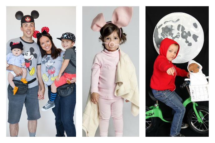 9 creative last-minute Halloween costumes for kids Halloween - last minute halloween costume ideas for women