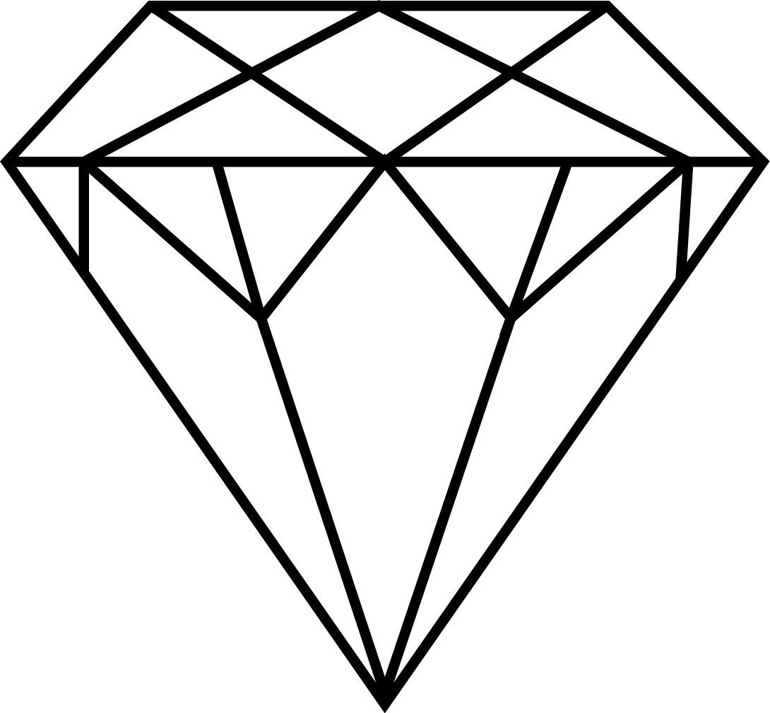 HOW TO DRAW A DIAMOND!!! - foefelare | Pinterest