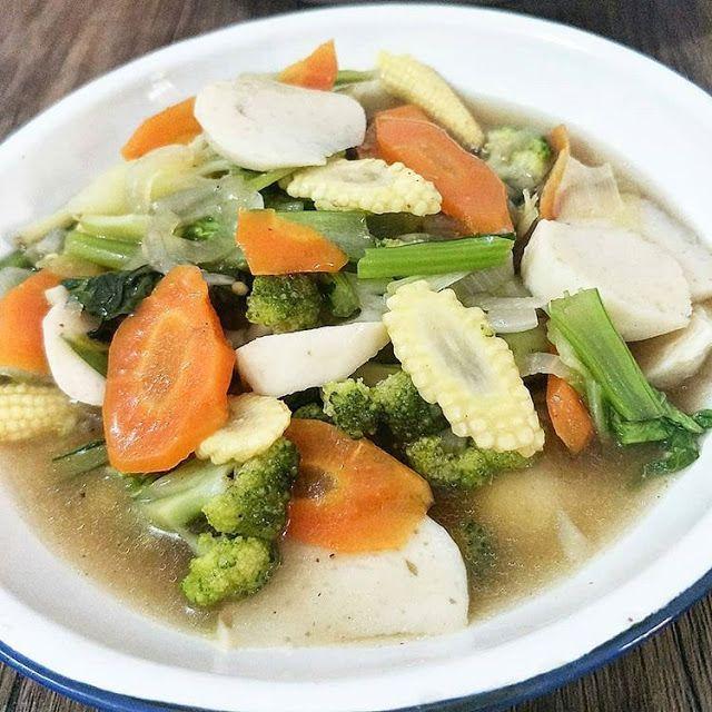 5 Resep Capcay Spesial Yang Enak Mudah Praktis Dan Sederhana Resep Masakan Cina Resep Makanan Sehat Resep Makanan Cina