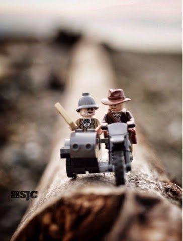 Is their life beyond Instagram?  #stuckinplastic #xxsjc #LEGO #afol #instagram