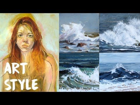 How To Find You Art Style Painting