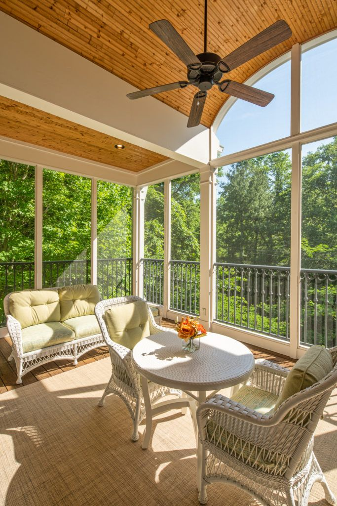 THE PORCH COMPANY SAYS: DECKS CAN BE GREAT, BUT A SCREENED ...