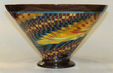 """Swirl"" bowl"