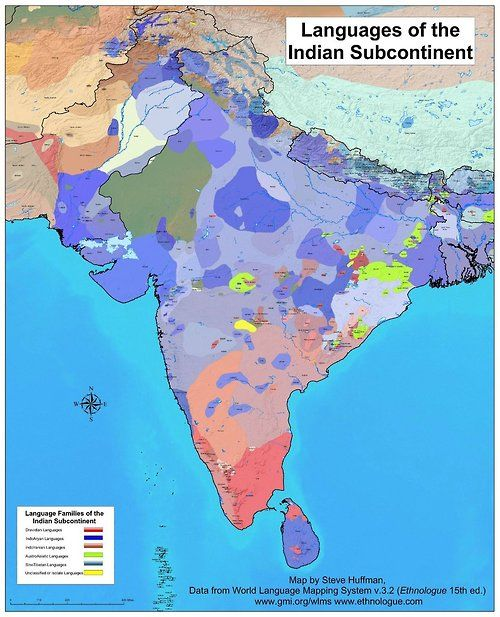 Languages of the Indian subcontinent | Google This! | Map ... on galician language, william shakespeare language, home language, constructed language, internet language, ipad language, verizon language, live language, world language, business language, linux language, disney language, tv language, musical language, go language, united states language, design language,