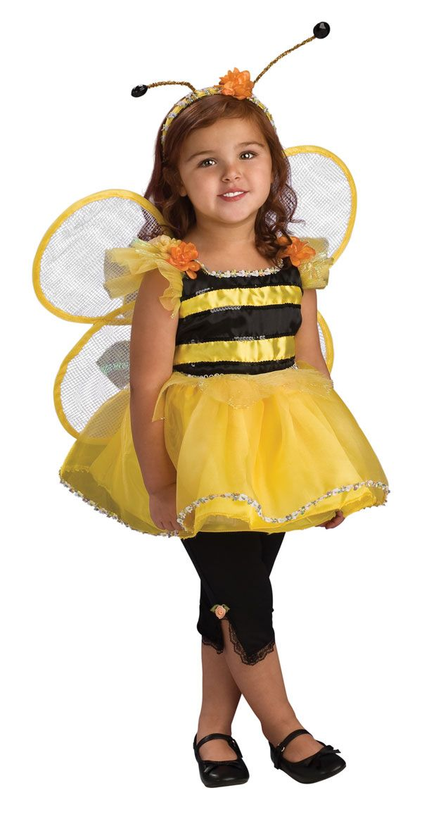 Kids and Toddler Little Bumble Bee Costume - Fairy Costumes  sc 1 st  Pinterest & Kids and Toddler Little Bumble Bee Costume - Fairy Costumes | kids ...