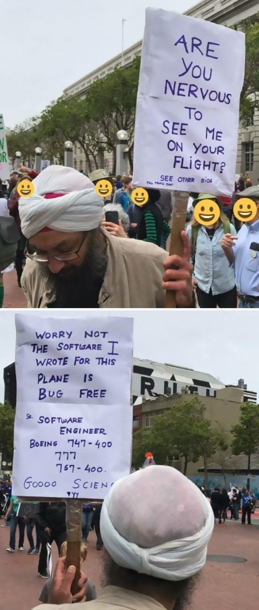 The Funniest Signs Spotted At The March For Science Funny Signs - The 20 funniest signs spotted at the march for science