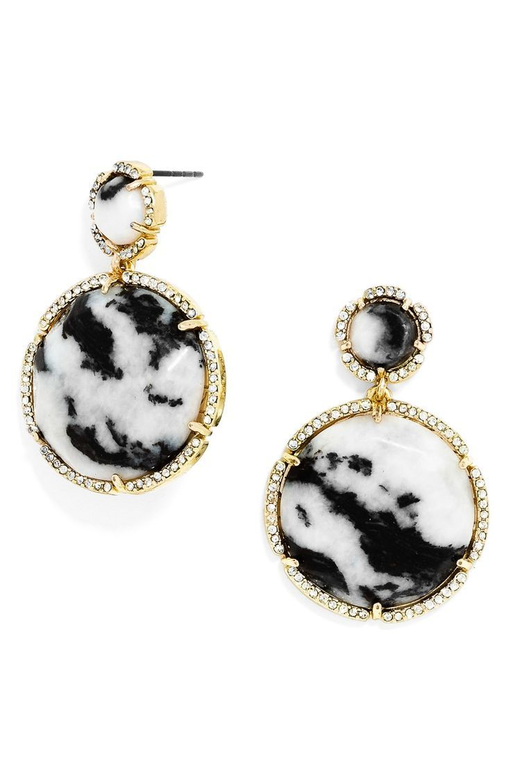 These breathtaking, statement earrings make for the perfect ...