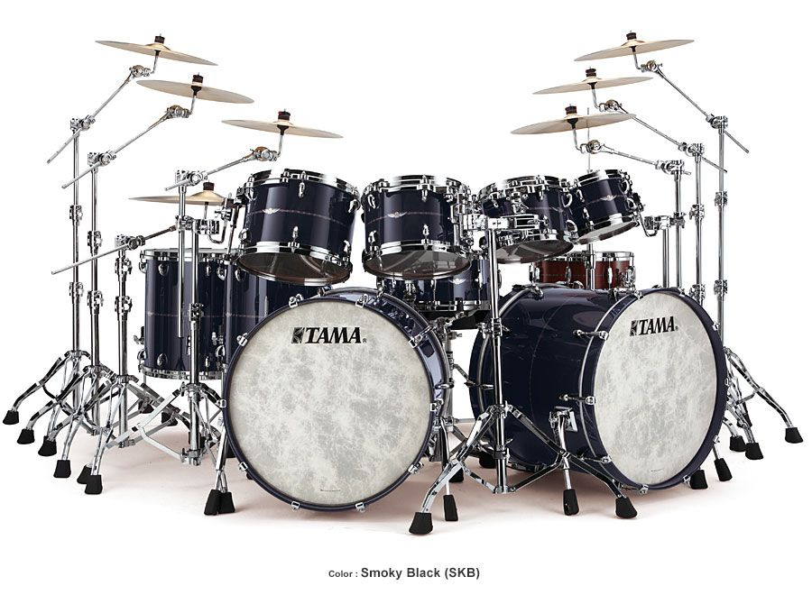 Drum Set STAR Bubinga Twitter Drumperium