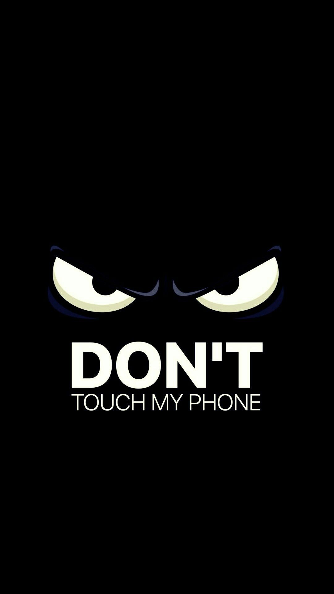Wallpaper Dont Touch My Phone 72 Images Dont Touch My