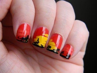 79 Wonderful Disney Nail Art Designs - 79 Wonderful Disney Nail Art Designs Nail Art Designs, Disney
