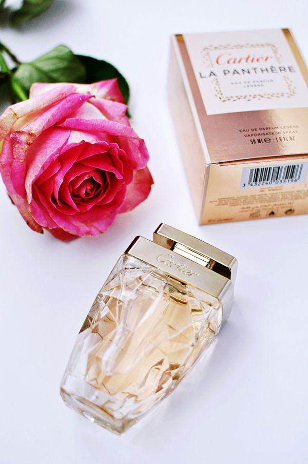 Cartier La Panthere Edp Légère Perfume Review On Nothin Fancy