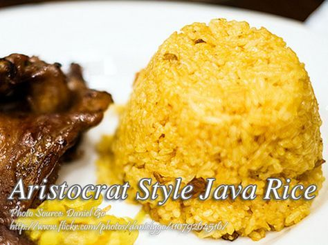 How to cook java rice aristocrat style recipe pinoy java and meat aristocrat style java rice panlasang pinoy meat recipes ccuart Gallery