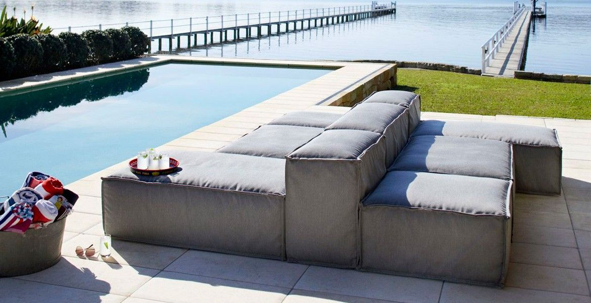 Eco Outdoor Furniture Lounge Low Seating Ord