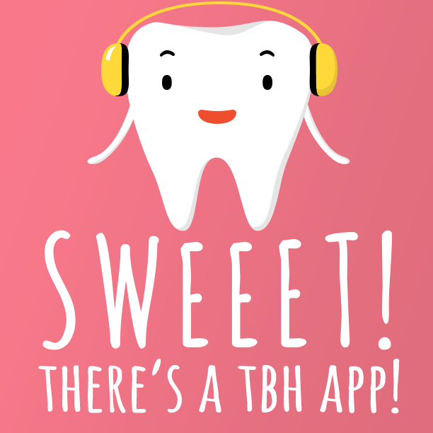 The TBH app is now available for iPhone or Android