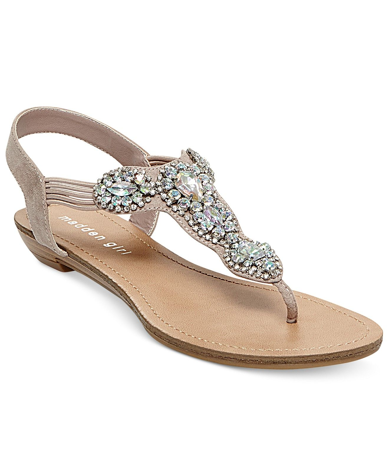 f22787f981339 Pin by Lori Bartone on Shoe lust | Jeweled sandals, Shoes, Sandals