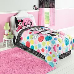 Bedroom Decor Kohl S disney's minnie mouse reversible bedding collection | alyssa's new