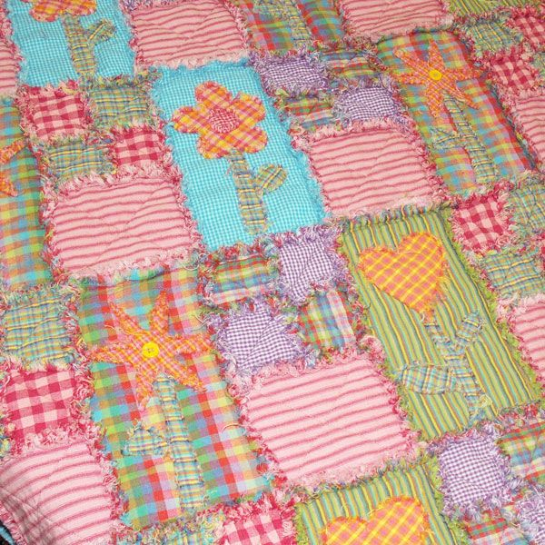 Rectangle Quilt Blocks What Bright And Fun Colors