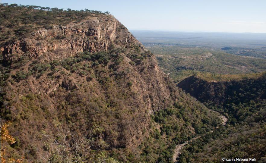 chizarira national park zimbabwe - Google Search - image: roudlyafricaninfo
