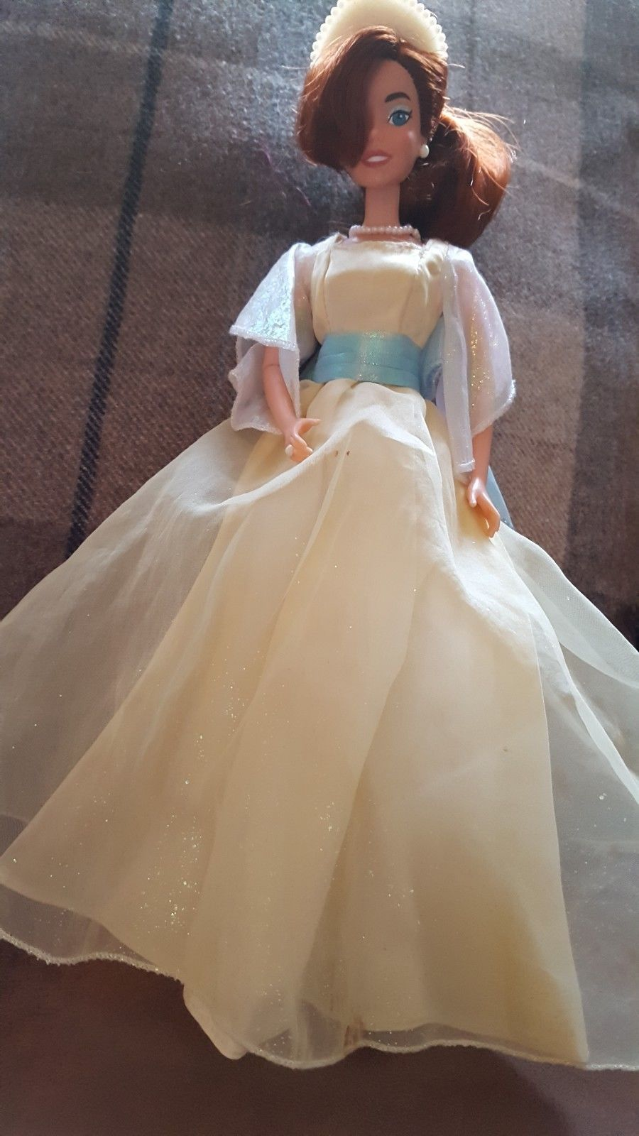 3114bcc9214d disney 1997 dream waltz anastasia doll relisted due to non payer   11.5+3.3