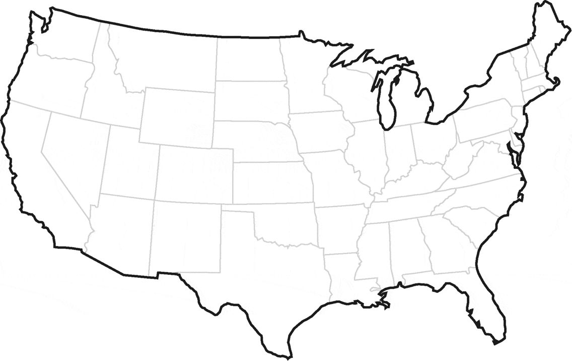 tattoo outline of America. to get after/during the great American ...