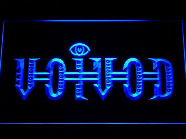Voivod LED Neon Sign